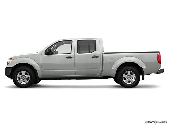 Used 2008 Nissan Frontier Truck Crew Cab For Sale Meridian MS