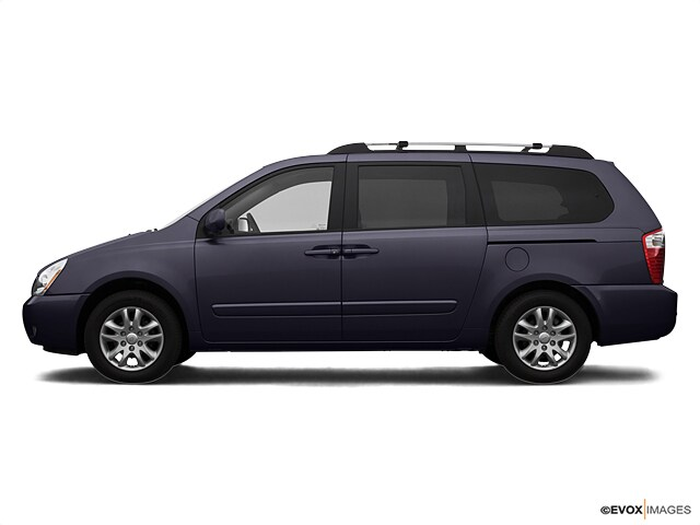 Used 2008 Kia Sedona LX Velvet Blue For Sale near Fargo & Moorhead, MN -  Stock:K05661B