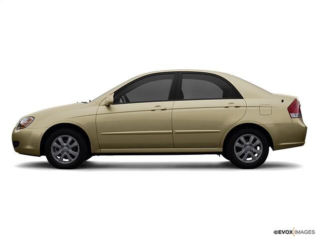 2008 Kia Spectra EX Sedan