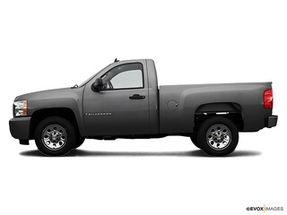 Used 2008 Chevrolet Silverado 1500 LS Truck Extended Cab 0037010A in San Benito, TX