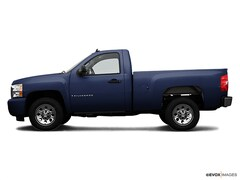 Used 2008 Chevrolet Silverado 1500 LT w/2LT 2WD Crew Cab 143.5 Truck Crew Cab in Houston