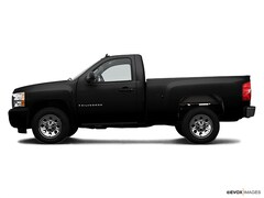Used 2008 Chevrolet Silverado 1500 LT w/1LT 2WD Ext Cab 143.5 Truck Extended Cab in Houston