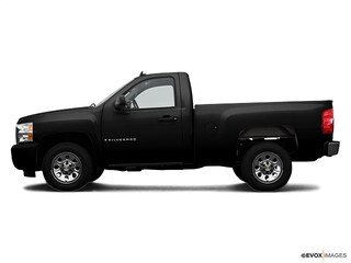 used 2008 Chevrolet Silverado 1500 Work Truck Truck Extended Cab in Lafayette