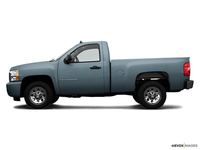 Used 2008 Chevrolet Silverado 1500 Work Truck Truck Extended Cab Bowling Green, KY