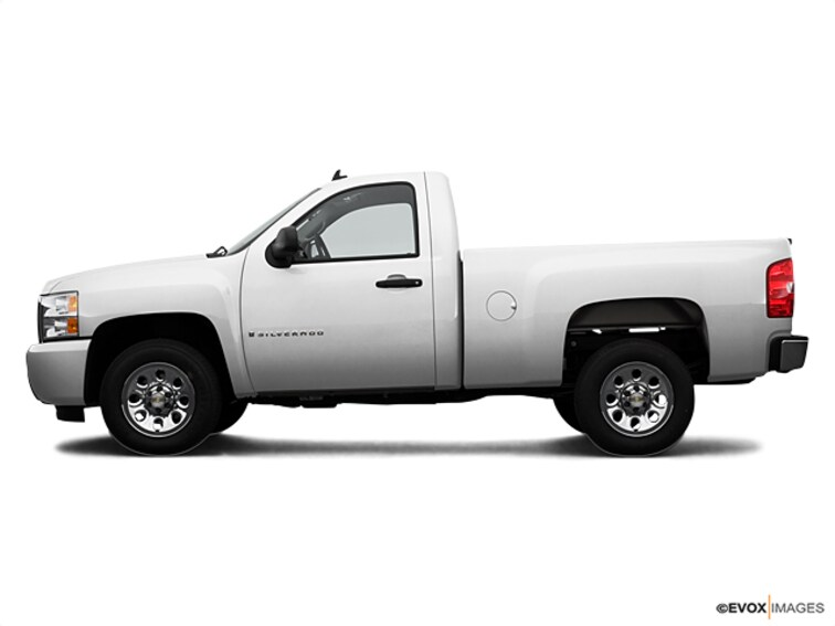 Used 2008 Chevrolet Silverado 1500 LT LT1 Truck in Johnson City, TN