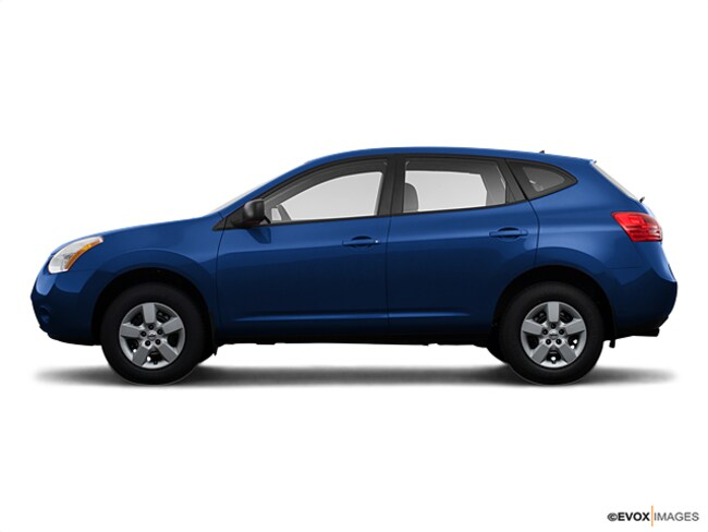 Used 2008 Nissan Rogue SUV for sale near Greenville, SC