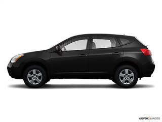 Pre-Owned 2008 Nissan Rogue S SUV H190048 near Boston