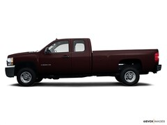 2008 Chevrolet Silverado 2500HD LT Crew Cab Short Bed Truck
