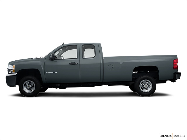 2008 Chevrolet Silverado 2500HD Work Truck Truck Regular Cab