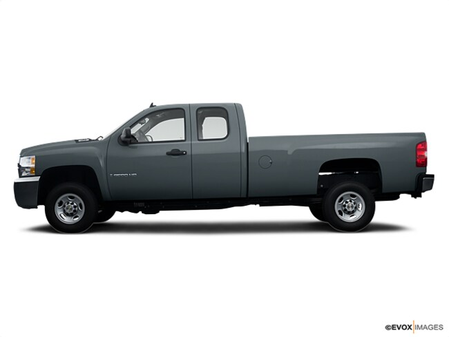Used 2008 Chevrolet Silverado 2500HD Truck Crew Cab for sale in Dickson, TN