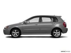 Bargain Used 2008 Kia Spectra5 SX Hatchback under $10,000 for Sale in Santa Fe