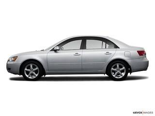 2008 Hyundai Sonata GLS Sedan