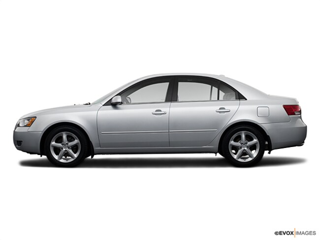 Used 2008 Hyundai Sonata GLS Sedan in Houston