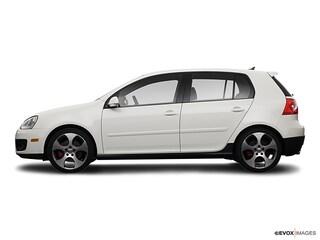 2008 Volkswagen GTI 4-Door Hatchback
