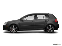 2008 Volkswagen GTI 4-Door Hatchback