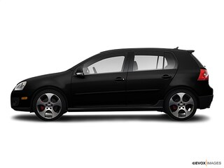 2008 Volkswagen GTI Base Hatchback