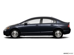 Used 2008 Honda Civic Hybrid Sedan under $10,000 for Sale in Honolulu
