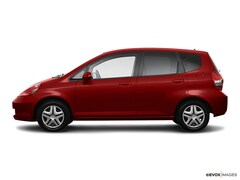 2008 Honda Fit Base Hatchback