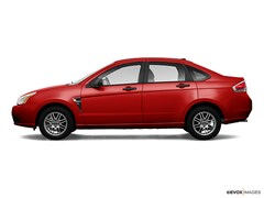 Used  2008 Ford Focus Sedan in Snohomish, WA