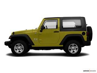 2008 Jeep Wrangler X 4WD  X