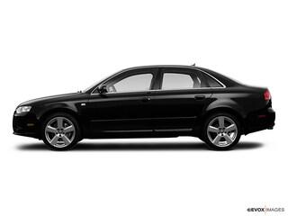 2008 Audi A4 2.0T Special Edition (Multitronic) Sedan