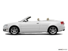 2008 Audi A4 2.0T Cabriolet Convertible