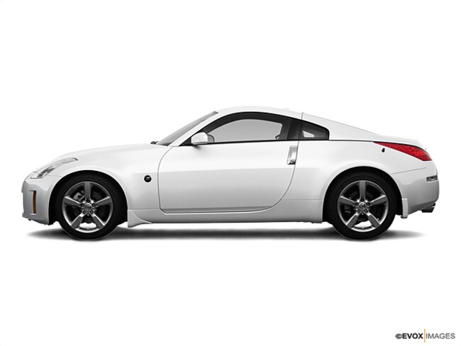 2008 Nissan 350Z Base Coupe