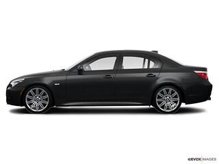 2008 BMW 550i Sedan