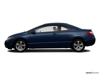 Used 2008 Honda Civic Cpe EX for sale in Marion, OH