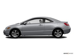 2008 Honda Civic Coupe Manual EX Coupe