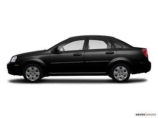 2008 Suzuki Forenza Sedan