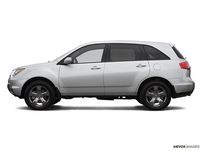 Pre-Owned 2008 Acura MDX 4WD 4dr Tech/Entertainment Pkg Sport Utility Hoover, AL