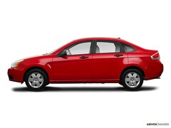 2008 Ford Focus S Sedan