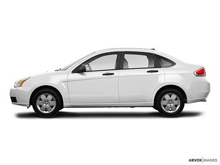 2008 Ford Focus 4dr Sdn S Sedan