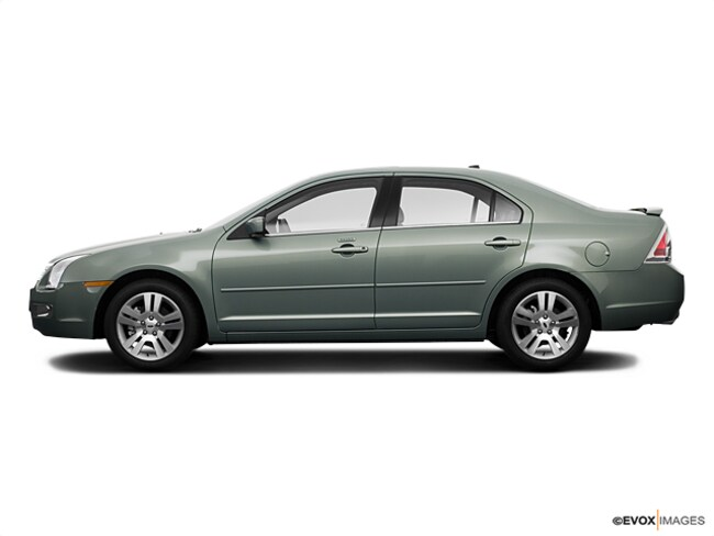 2008 Ford Fusion SEL Sdn V6 FWD
