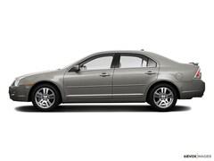 2008 Ford Fusion SEL V6 Sedan