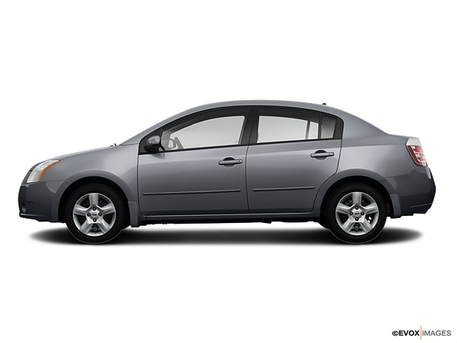 2008 Nissan Sentra 2.0 S Sedan