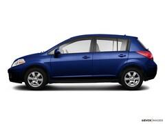 2008 Nissan Versa 1.8SL Hatchback
