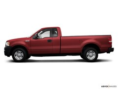 2008 Ford F-150 FX4 4WD SuperCab 133