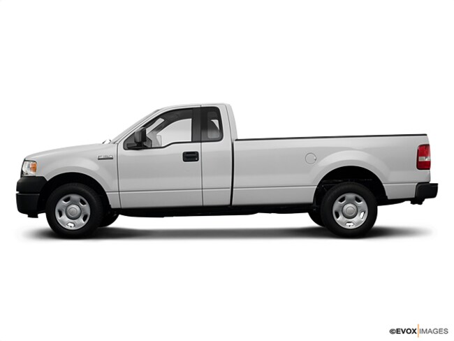 2008 Ford F-150 STX Extended Cab Pickup