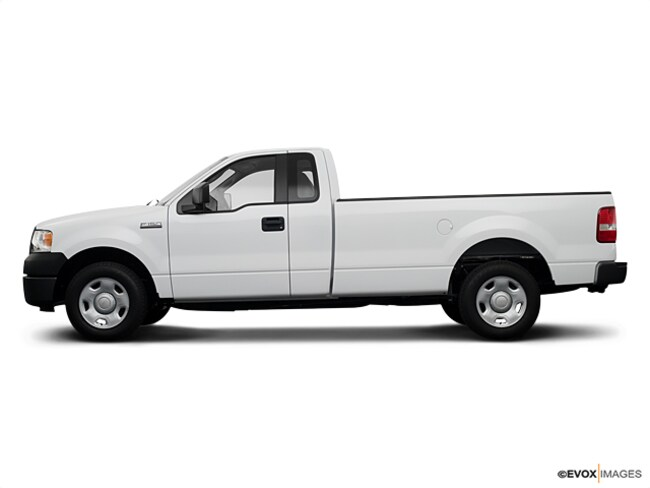 2008 Ford F-150 XL 4x2 XL  Regular Cab Styleside 8 ft. LB