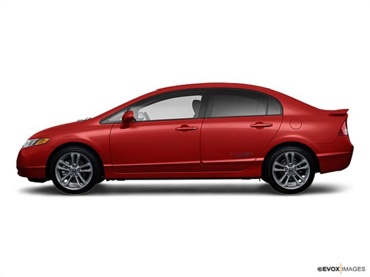 Used 2008 Honda Civic SI HPT Sedan For Sale in Houston, TX