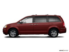 2008 Chrysler Town & Country Limited Passenger Van
