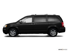 Bargain Used 2008 Chrysler Town & Country Limited Wagon 2A8HR64X88R647212 for sale in Effingham, IL