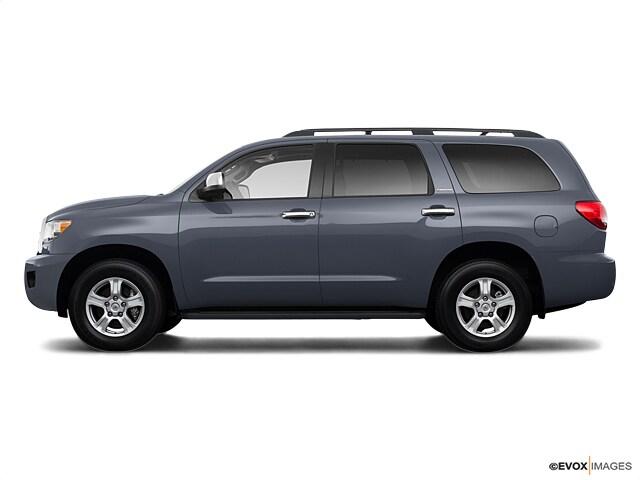 2008 Toyota Sequoia Platinum SUV