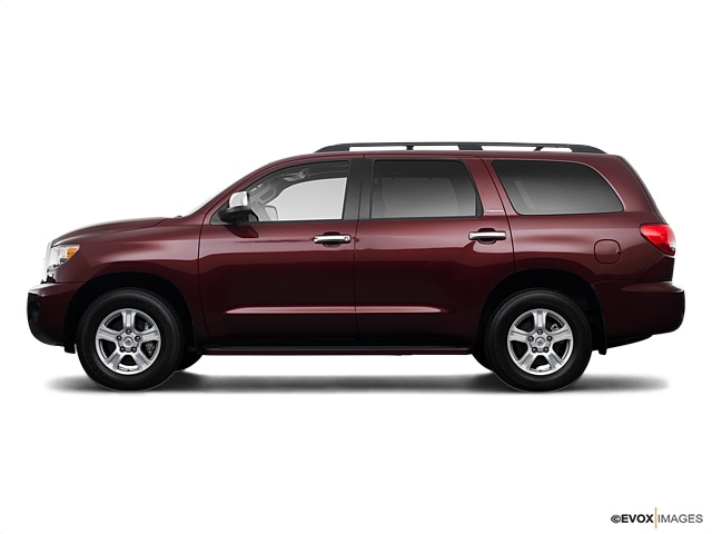 2008 Toyota Sequoia 4x4 Limited SUV