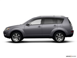 Used vehicle 2008 Mitsubishi Outlander XLS SUV for sale in Albuquerque, NM