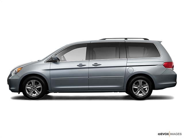 2008 Honda Odyssey Touring w/DVD RES/Nav Van