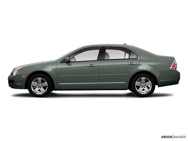 2008 Ford Fusion SE Sdn I4 FWD