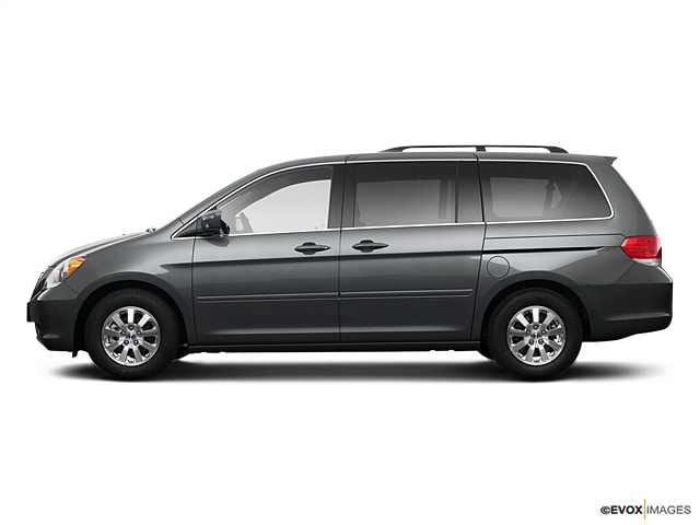 Used 2008 Honda Odyssey EX Van For Sale At Balise Honda In Springfield MA  Area